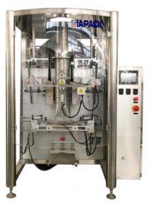 שקית אנכית Autoamtic ליצירת מכונת אריזת איטום למילוי