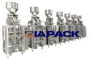 Automatic salt packaging machine