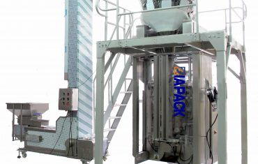 Automatic Quad Bag Packaging Machine with Degassing Valve for Coffee Beans