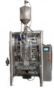 טופס אנכי נוזלי למלא חותם מכונה עם מילוי pistion
