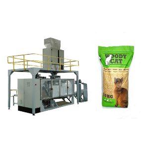 שקיות 25kg 25kg חתול מכונות ליטר - מכונת Bagging