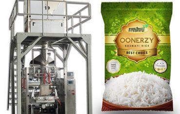 אוטומטי 1kg-5kg אורז מכונת אריזה