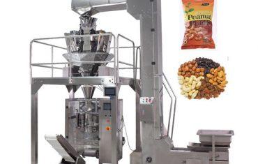 שקית אוטומטית אגוזים אגוזים מכונת אריזה