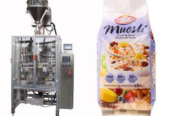 אבקת מזון אוטומטי מכונת אריזה