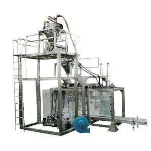 Big Bag אבקה אוטומטית שקילה מילוי מכונת אבקת חלב מכונת אריזה