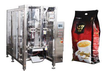תיק שקית קפה טופס מילוי חותם מכונת אריזה