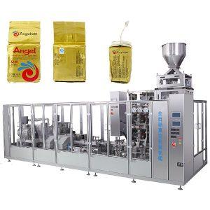 קפה אבק אבק אריזת מכונת אריזה