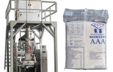 אוטומטי מלא גרגיר חלקיקים מזון אורז מכונת אריזה