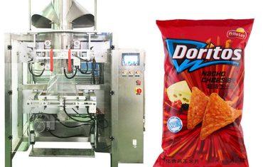 שקית שקית שקית מכונת אריזה אנכית