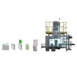 שקית אריזה משני ב polywoven אריזה מכונת אריזה