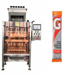 שקיות קטנות Powde Multi-Line מכונת אריזה
