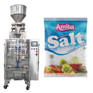 שקית אוטומטית שקית אוטומטית מלח מכונת אריזה