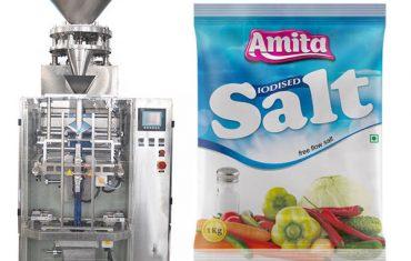 שקית אוטומטית שקית אוטומטית של שקית מלח
