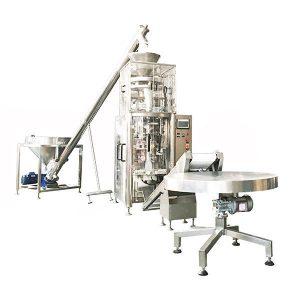 טופס אנכי למילוי חותם מכונה עם כוסית נפח עבור גרגרי