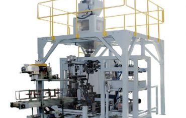 Autoamtic bagging machine for 20kg coarse salt