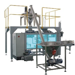 ZTCP-25L אוטומטי ארוגים שקית מכונת אריזה עבור אבקה