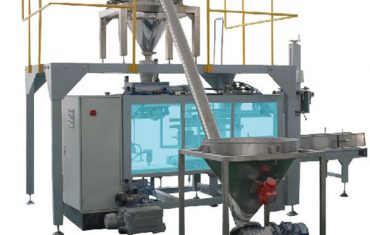 ZLF-25kg automatic powder bag bagging machine