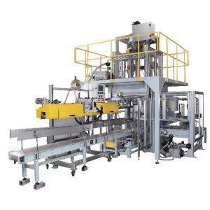 ZTCP-50P אוטומטי כבד שקית אבקת מכונת אריזה
