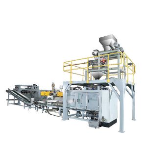 ZTCP-50P אוטומטי ארוג שקית מכונת אריזה עבור אבקה