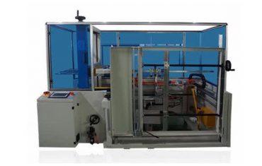 שקית אוטומטית קרטון מקרה פקר מכונת